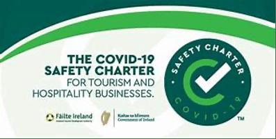 Failte Ireland Covid 19 Safety Charter
