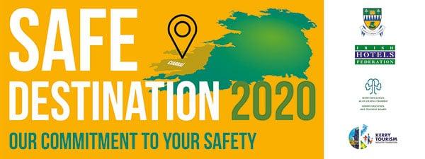 Safe Destination Logo