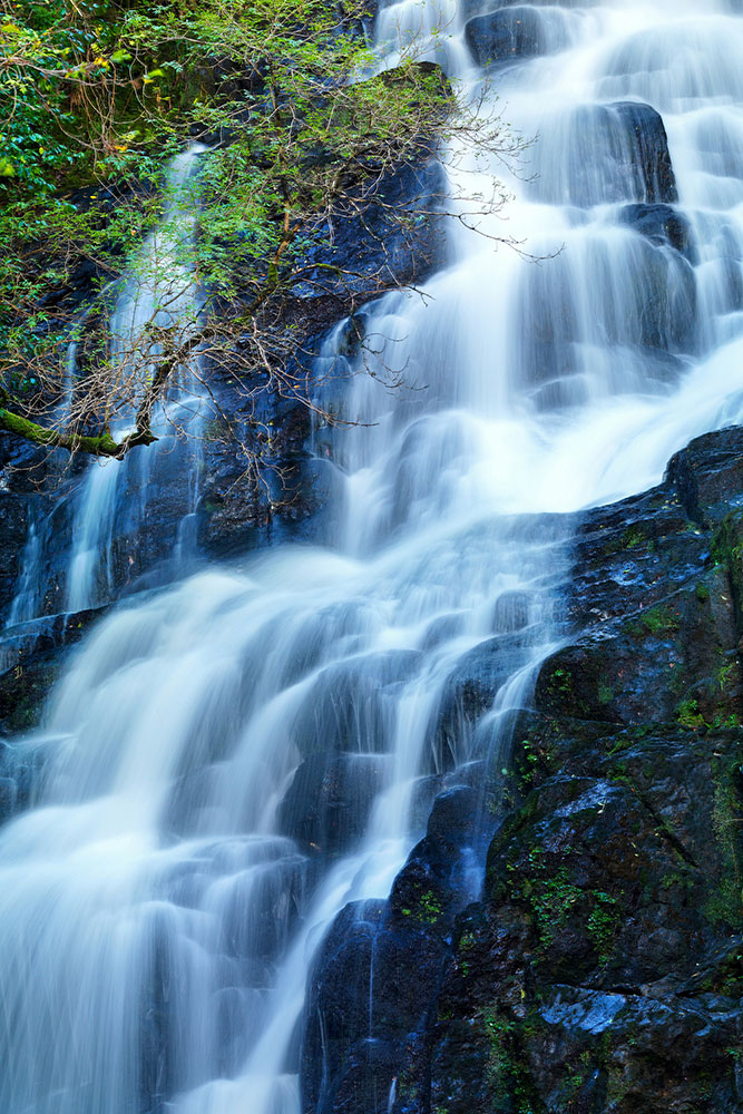 Killarney National Park Torc Waterfall