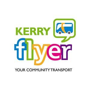 The Kerry Flyer Logo